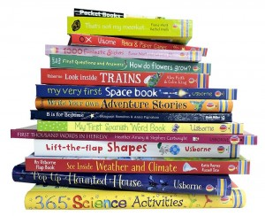 lots of new books!!