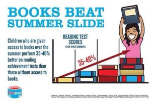 BOOKS beat summer slide