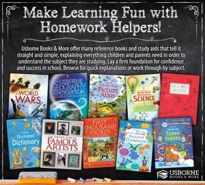 homework helpers UPDATED