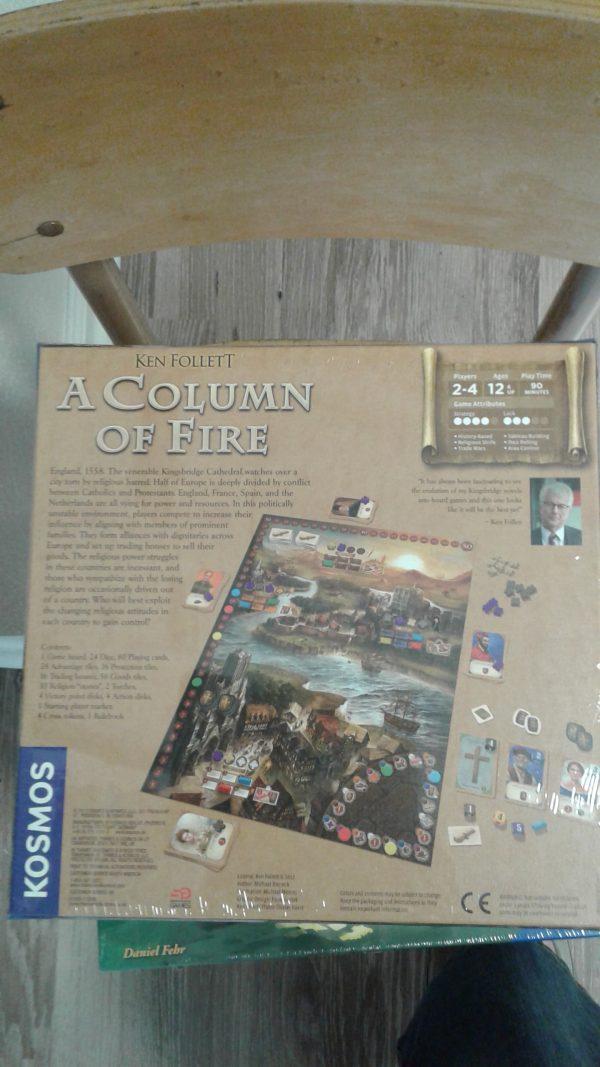 A Column of Fire details